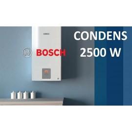 BOSCH CONDENSE 2500W TAM YOĞ 24 KW