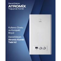 Demirdöküm Atromix 20 kw(17.000 Kcal/H )Yoğuşmalı Kombi